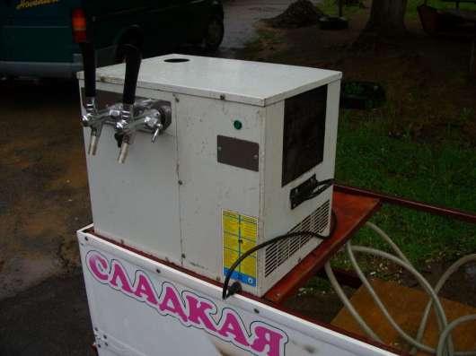 Пивной охладитель настольный на два сорта пива в г. Николаев Фото 5