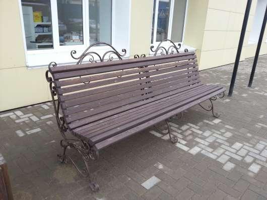 Кованые изделия (ограждения, ворота, решетки, мебель) в Обнинске Фото 4