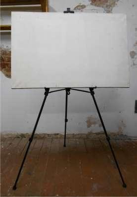Тренога мольберт для живописи. Для выхода на пленер в г. Витебск Фото 5