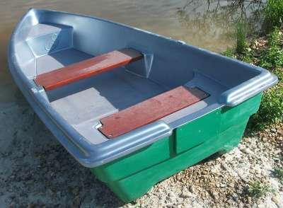 Палубную лодку из стеклопластика