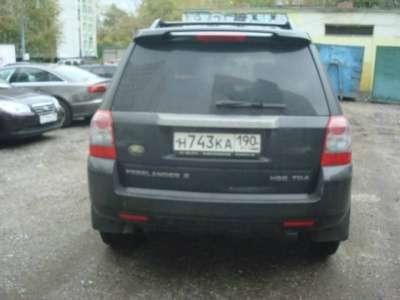 внедорожник Land Rover Freelander II