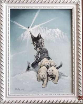 """"""" Снежный рыцарь """" (по мотивам"""