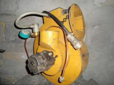 Горелка жидко-топливная для ТГ-1,5-2.  ТГ-1,5-2