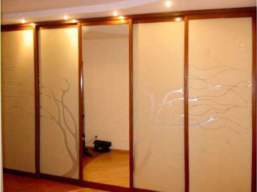 Изготовление раздвижных дверей для шкафов - купе в г. Северодонецк Фото 4