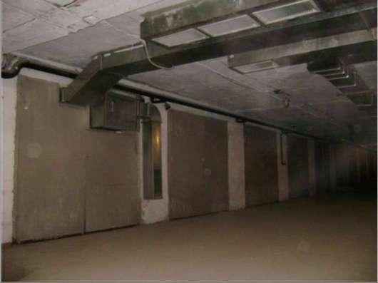 Продаются подземные гаражи