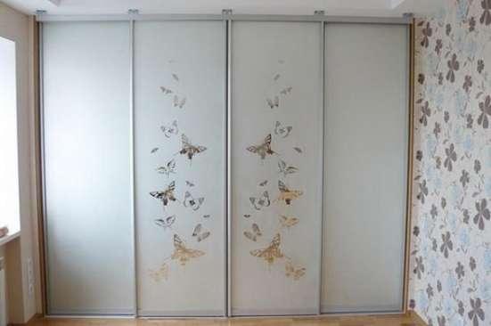 Изготовление раздвижных дверей для шкафов - купе в г. Северодонецк Фото 5