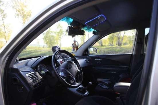Продажа авто, Hyundai, Tucson, Механика с пробегом 121000 км, в Кемерове Фото 4