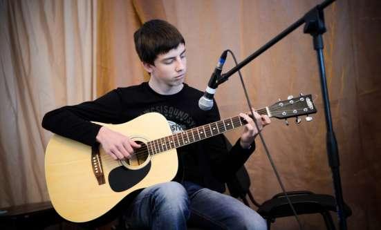 Обучение на гитаре в Пензе