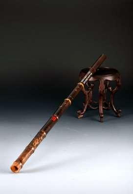 Уроки игры на бамбуковой флейте Сяо и глиняной окарине Сюнь