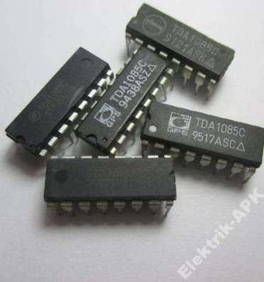 TDA 1085 c Микросхема