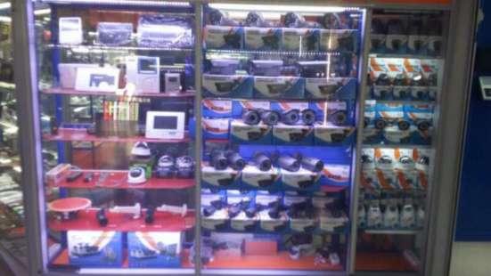 Оборудование для видеонаблюдения от 1 до 32 камер