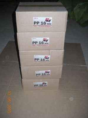 Полипропиленовая лента, Лента пп 12,15*0,8*1600, скобы в г. Чехов Фото 2