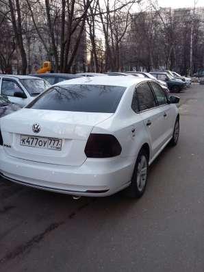 Продажа авто, Volkswagen, Polo, Механика с пробегом 39000 км, в Москве Фото 1