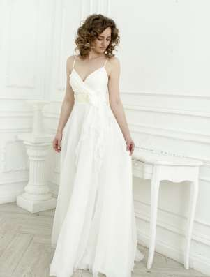 Распродажа! Новое шикарное свадебное платье, HS150301ENW
