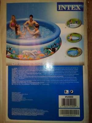Продам бассейн - новый