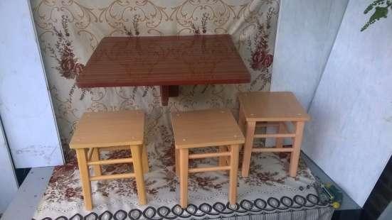 Стол кухонный откидной