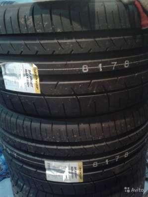 Новые комплекты 265/50 R19 SP Sport Maxx050+