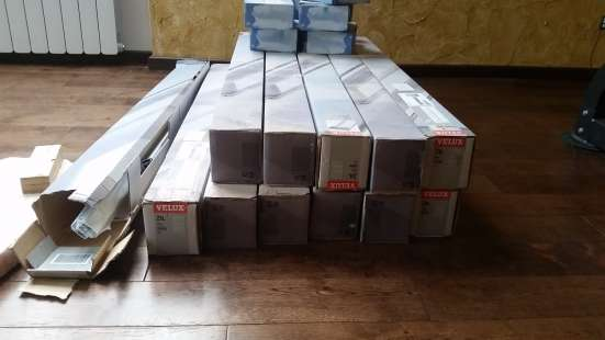 Продам москитные сетки veluxe в Санкт-Петербурге Фото 2