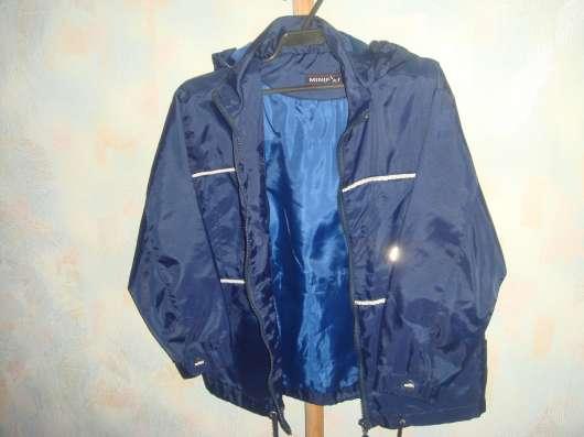 Куртка ветровка р.116 в Москве Фото 2