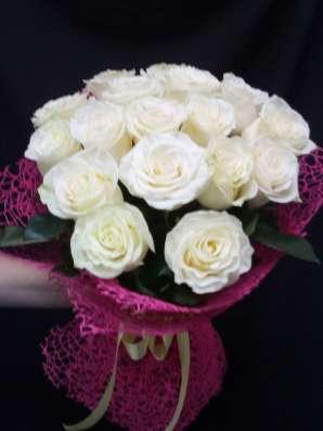 Круглосуточная доставка цветов. Розы от 59 руб в г. Самара Фото 2