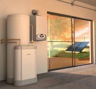 Солнечный коллектор сплит система 200 л Ariston CD2 200-2 ТT