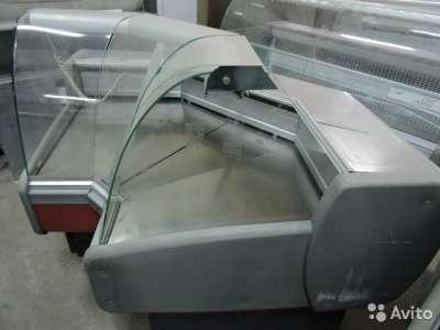 торговое оборудование Угловая витрина Kifato