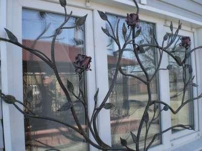 Изготовим металлические решетки на окна