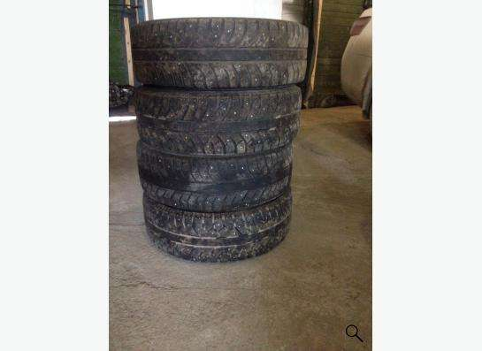 Резина зимняя Bridgestone Ice Cruiser 7000 205/65 R15