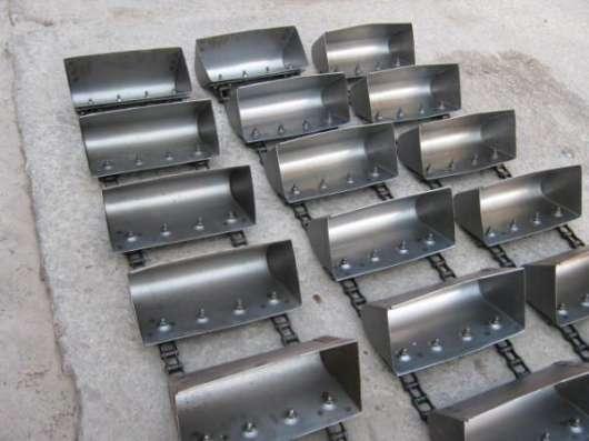 Норийные и транспортерные ленты, нории ковшевые в г. Запорожье Фото 1