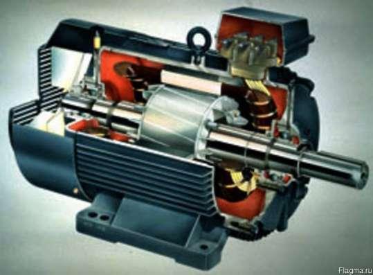 Лом электродвигателей и генераторов
