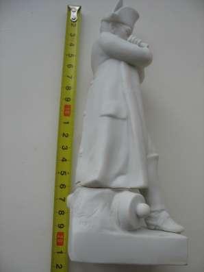 Статуэтка Наполеон. Бисквит в Москве Фото 3