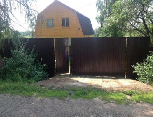 Продается жилой дом с участком 15 соток в пгт. Уваровка, Можайский район, 132 км от МКАД по Минскому шоссе. Фото 2