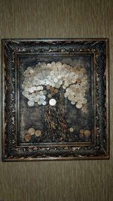 Картины из монет в г. Чернигов Фото 1