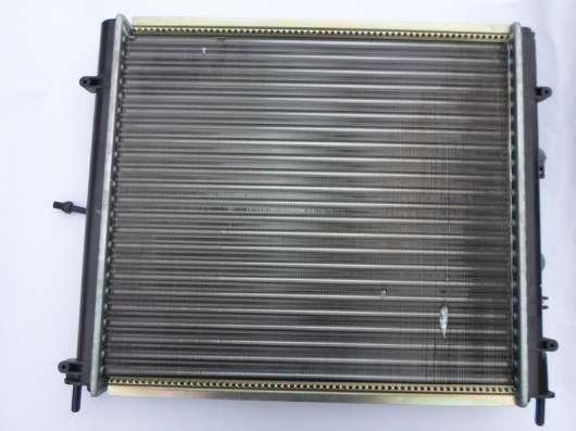 Радиатор, охлаждение двигателя. Renault Kangoo. 1.9D. 97- в г. Ковель Фото 1