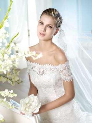 Свадебное платье San Patrick в Москве Фото 2