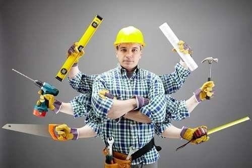 Строительство, ремонт квартир, отделка помещений и др. под