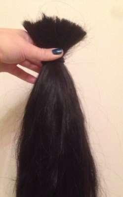 Волосы срезы