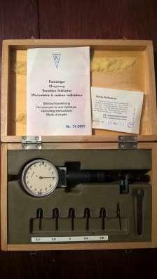 Микрометрический нутромер индикаторный, цанговый