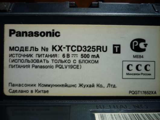 Радиотелефон DECT Panasonic KX-TCD325 в Москве Фото 1