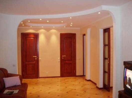 Установка межкомнатных дверей в Подольске Фото 1