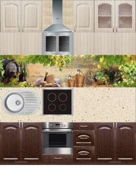 Кухни, шкафы купе, скинали,обеденные столы, новые в упаковке в г. Брест Фото 2
