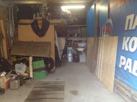 гараж с отоплением