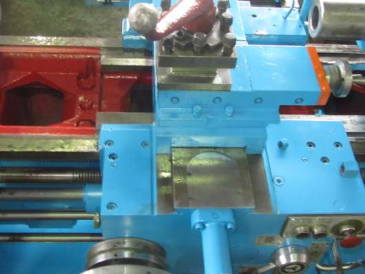 Станок токарно-винторезный SN-402