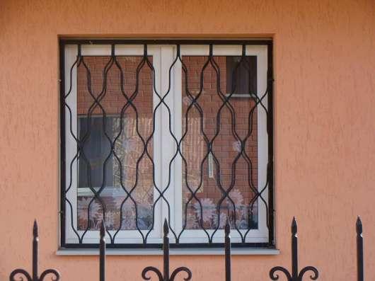 Решетки металлические на заказ в Екатеринбурге Фото 2