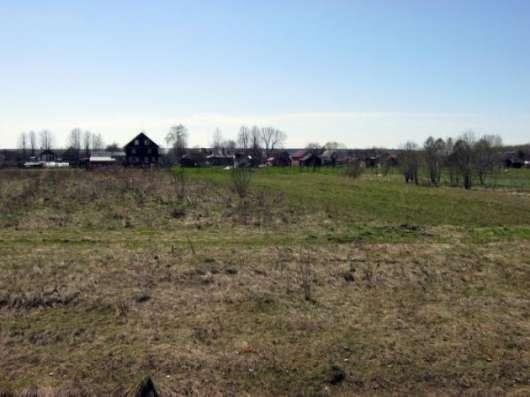 Продается земельный участок 18 соток в деревне Горетово (под ЛПХ) Можайский район,118 км от МКАД по Минскому шоссе. Фото 1