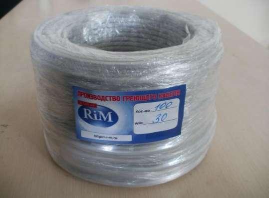 Высокотемпературный нагревательный кабель RiM 30 Вт