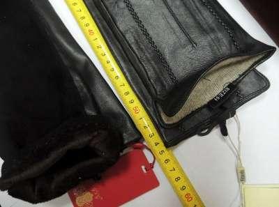кожаные перчатки оптом и в розницу в Барнауле Фото 3