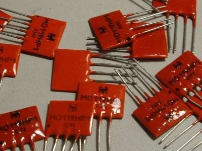 Микросборка МО119НР1 для радиолюбителей в Челябинске Фото 2
