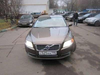 автомобиль Volvo S80, цена 960 000 руб.,в Москве Фото 5