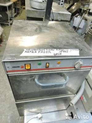 торговое оборудование Посудомоечная машина Fago